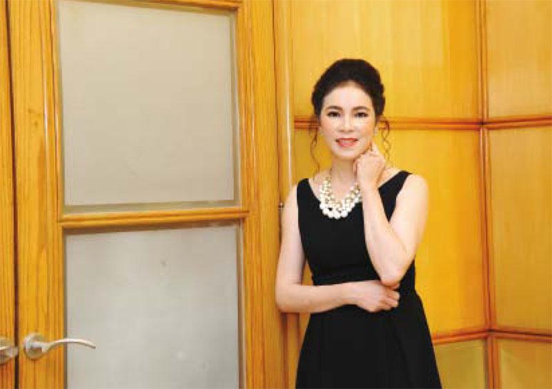 Nữ doanh nhân Chế Thị Thanh Loan – Cân bằng công việc với hạnh phúc gia đình