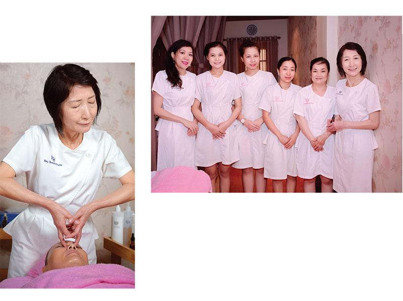 Sở hữu gương mặt V-line chỉ với 1 liệu trình massage