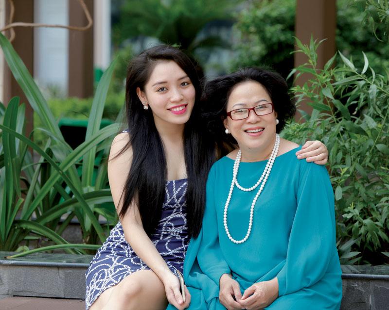 Bà Hồ Thanh Thuý – GĐ công ty TNHH Truyền thông Ba Quý Bà…Công việc cho tôi gặp những người bạn tốt