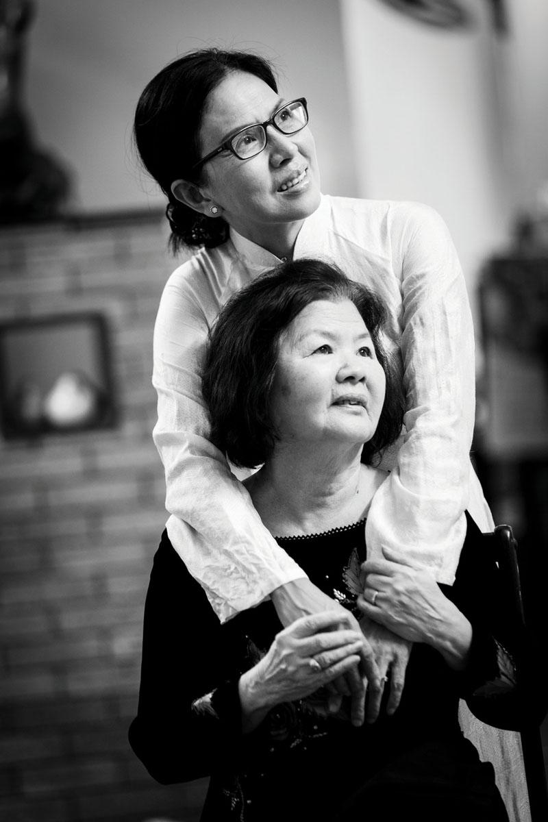 Nguyễn Thị Như Phương: hạnh phúc khi là con của mẹ