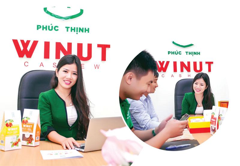 Doanh nhân Lê Thị Thanh Thảo Giám đốc Cty TNHH MTV TM SX Phúc Thịnh – Không ngại thử thách
