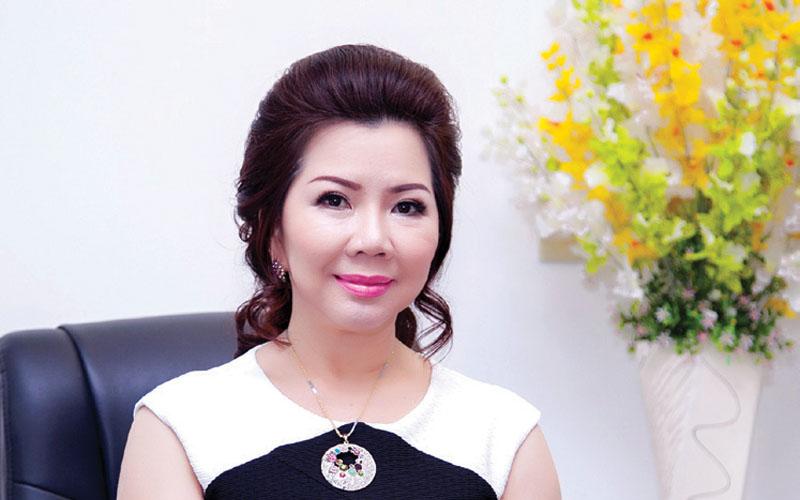 """""""Nữ hoàng kết nối"""" Thanh Hương Thái Việt TGĐ Cty TNHH Xuất nhập khẩu Thái Việt: """" Hạnh Phúc LÀ ĐƯỢC SẺ CHIA"""""""