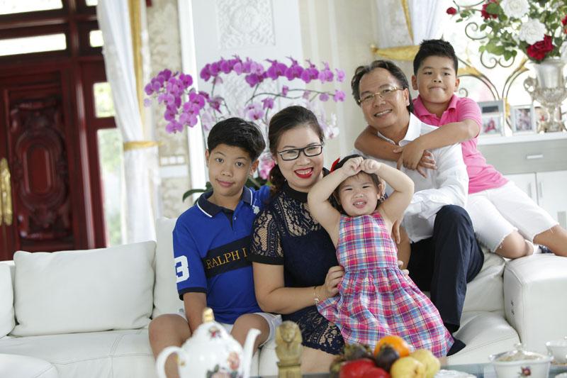 Doanh nhân Trần Thị Hải Yến-Một tâm hồn lạc quan và tràn đầy yêu thương