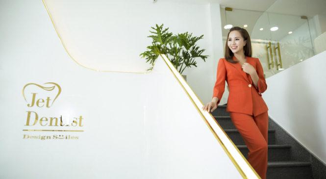 Nha khoa thẩm mỹ Quốc tế Jet Dentist: CEO Phượng Nguyễn luôn xinh tươi rạng rỡ mỗi ngày, đó là cách cô vượt qua mọi khó khăn trong công việc