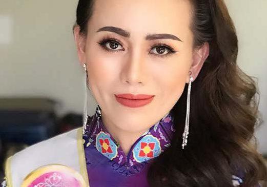 Hoa hậu doanh nhân tài năng thế giới NGUYỄN THỊ THU HẰNG
