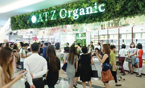 Mỹ phẩm Ekia có mặt tại thị trường Việt Nam