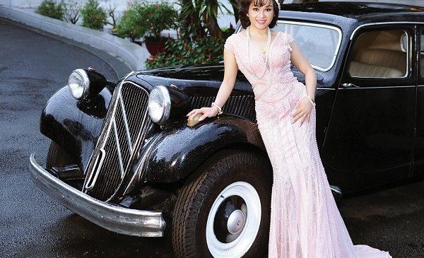 Hoa hậu đại sứ Angela Thảo Đoàn – Tỏa sáng cùng thời trang dạ hội