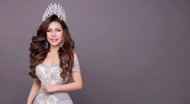 Jolie Nguyễn Mộng Thơ – Hoa hậu Nhân Ái: Sống từ tâm và thiện lành thì cuộc sống sẽ nhẹ nhàng hơn