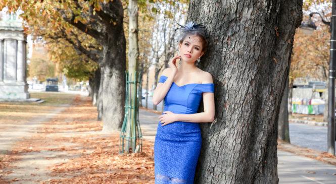 Hoa hậu đại sứ – Kina Cẩm Giang:  Cho đi để nhận về hạnh phúc