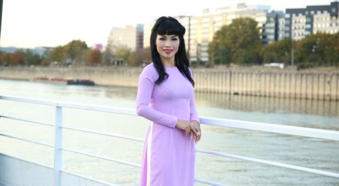 Trương Thị Hồng Thuận – Á hậu 1 của cuộc thi Hoa hậu Áo Dài Toàn cầu 2018: Nữ doanh nhân thành đạt luôn có nghị lực vươn lên trong cuộc sống
