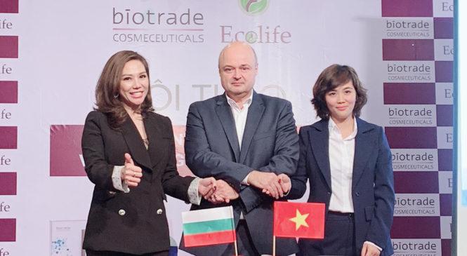 Chủ tịch Hiệp Hội thẩm mỹ Quốc Tế ICA – Michelle Hồng Dư: Người đưa thương hiệu dược mỹ phẩm Biotrade đến với người tiêu dùng Việt Nam.