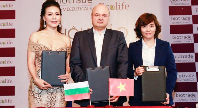 Thương hiệu dược mỹ phẩm Biotrade đã chính thức có mặt tại thẩm mỹ viện của hoa hậu Jolie Thơ Nguyễn