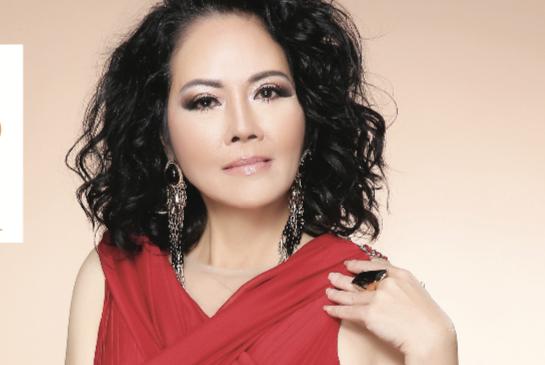 MC Phương Loan – Người dẫn chương trình cuộc thi phụ nữ toàn cầu tại Pháp 2018