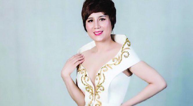 Nữ Hoàng Nhân Ái – Dương Thị Loan.
