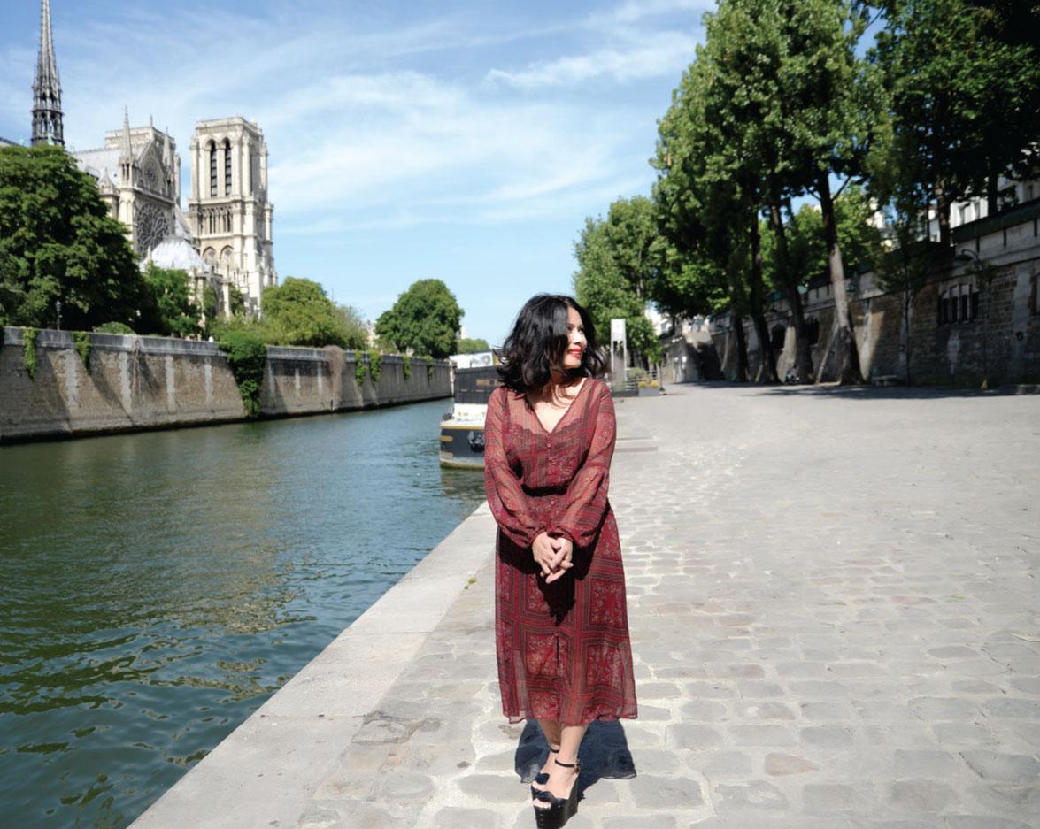 Đến Paris tôi đã có những ngày tuyệt vời cùng những người bạn của thời thơ mộng