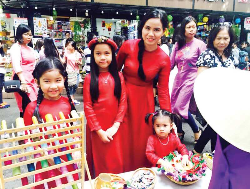 Nguyễn Thị Liên Công ty Inox Đức Thịnh: tình yêu luôn đong đầy