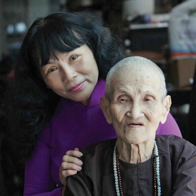 Doanh nhân Nguyễn Thị Sen: Mẹ là mỹ từ đẹp nhất trên đời