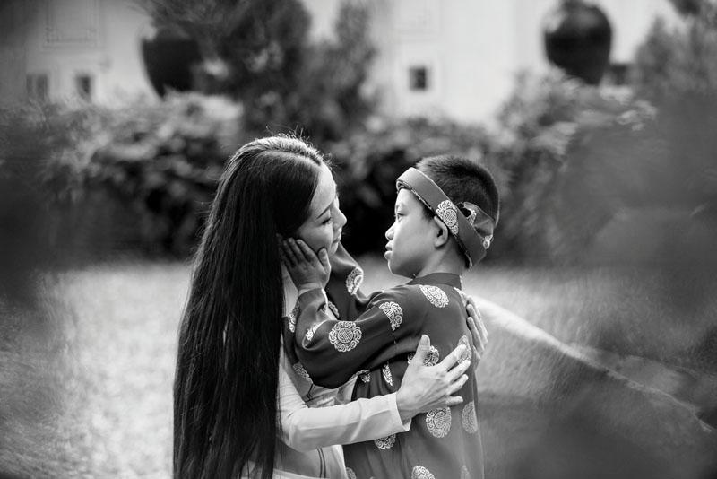Nguyễn Thị Thanh Thuận: con là người bạn nhỏ thân thiết của đời ta