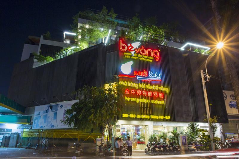 Nhà hàng Bê Vàng và Trung tâm hội nghị Gold Palace – Tiêu chuẩn ẩm thực Á Đông cho người sành ăn
