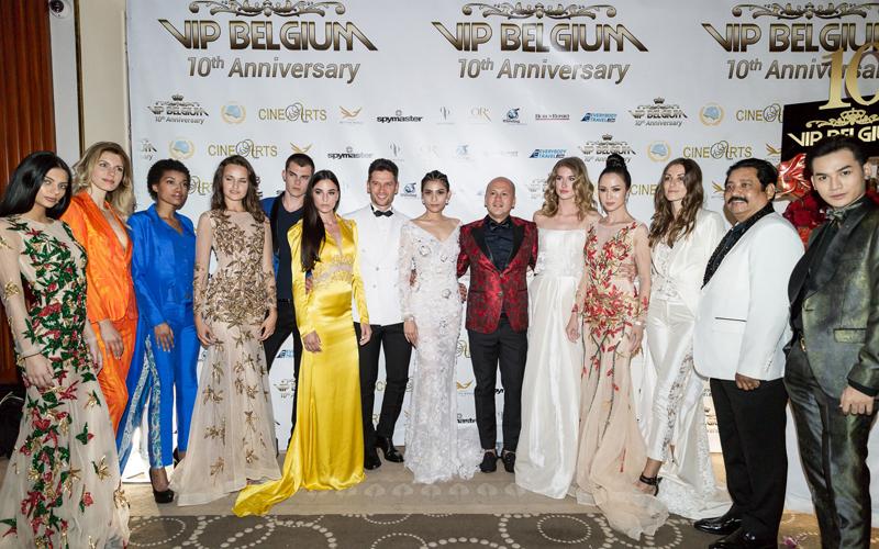 Nhà thiết kế Patrick Phạm đồng tổ chức Gala từ thiện Ciné-Arts tại Liên hoan phim Cannes