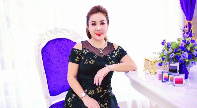 Doanh nhân Nguyễn Thị Ngân – Nhà sáng lập, Tổng Giám Đốc thương hiệu Suhion: NỮ TƯỚNG NGÀNH MI