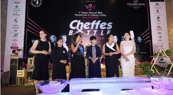 Accor Plus Member event – GALA DINNER WITH CHEFFES BATTLE