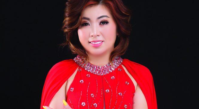 Hoa hậu KHÂU THỤY DẠ THẢO – Người đẹp từ tâm từ tim