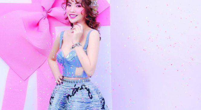 Hoa hậu Nguyễn Ngọc Thanh Thiên – NGÀY CÀNG TỎA SÁNG