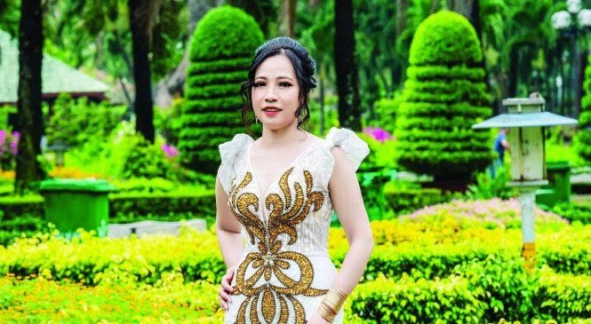 Hoa hậu Thân Thiện TRẦN THỊ TUYẾT LAN – Biến ước mơ thành hiện thực