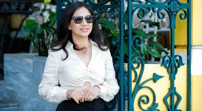 """Hoa hậu Đại sứ Nhung Nguyễn: """"Phụ nữ cần dành thời gian cho bản thân để tái tạo năng lượng mới"""""""