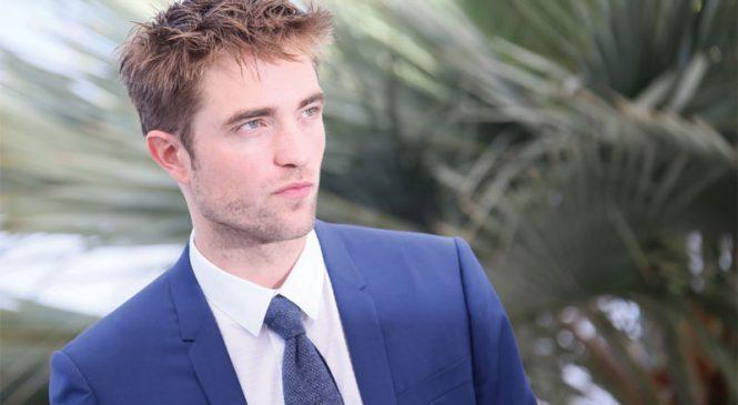 Diễn viên đẹp trai nhất thế giới Robert Pattinson