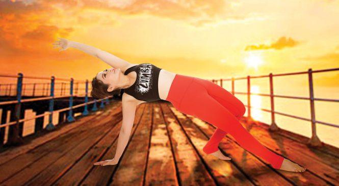 Nguyen Thi Hieu Trinh Yoga Ambassador In Dak Lak – Want to bring health to everyone