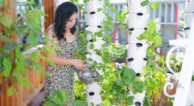 Hoa hậu đại sứ Nhung Nguyễn và không gian sống tiện nghi hiện đại
