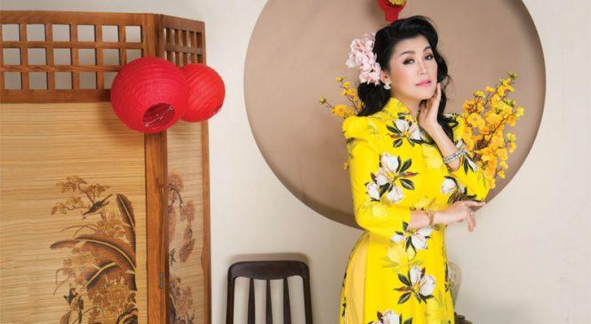 Hoa hậu thân thiện Trần Ngọc Lan ngày càng tỏa sáng