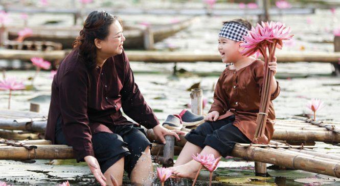 Nguyễn Hoàng Nhân – Cậu bé đáng yêu