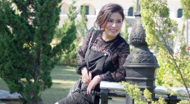 Nhà báo Lương Ngọc Hân – U60 vẫn rạng ngời vẻ đẹp thanh xuân