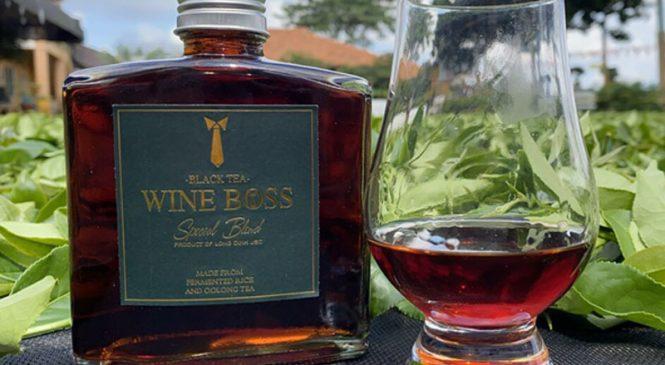 Wine Boss – một siêu phẩm của trà Long Đỉnh