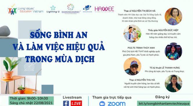 """Hội nữ doanh nhân TPHCM Hawee """"hỗ trợ và đồng hành các chương trình vì cộng đồng chung tay chống dịch"""""""